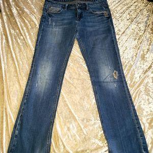 Vigoss jeans straight boot jeans